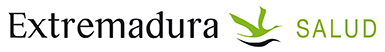 Logo Extremadura Salud